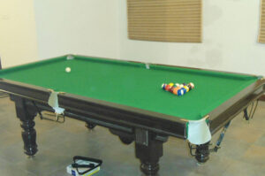 Serenity Resort Pool Table
